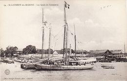 Saint-Laurent Du Maroni - Les Quais Du Commerce - Saint Laurent Du Maroni