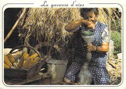 AGRICULTURE Métiers Métier Paysans   La Gaveuse D'Oie  ( Gavage élevage) )  *PRIX FIXE - Elevage