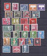 SARRE - SAARLAND - MI : LOT 1 1957/1959 - NEUF** - VOIR DESCRIPTIF - - 1957-59 Fédération