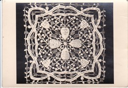 Foto Scherenschnitt Bemalt - Ca. 1950 (31266) - Chinese Papier