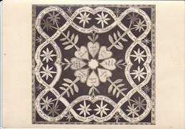 Foto Scherenschnitt Bemalt - Ca. 1950 (31268) - Scherenschnitte