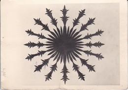 Foto Scherenschnitt  - Ca. 1950 (31269) - Scherenschnitte