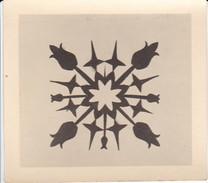 Foto Scherenschnitt  - Ca. 1950 (31270) - Scherenschnitte