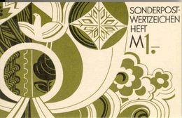 DDR - Sonder-Markenheftchen (SMHD), 1975, Mi 7ch - Carnets