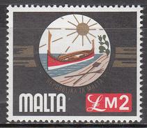 MALTA       SCOTT NO. 504        MNH       YEAR  1976 - Malta