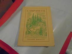 CAMPANETTE 1958 SUZANNE ROBAGLIA (PREF ABEL BEAUFRERE) Rarissime à La Vente / Cantal, Auvergne... - Auvergne