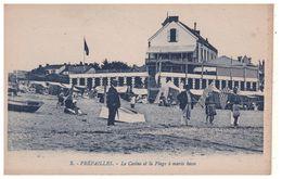 44 - Préfailles . Le Casino Et La Plage à Marée Basse - Réf. N°5116 - - Préfailles