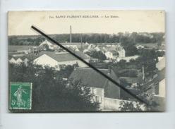 CPA - Saint Florent Sur Cher - Les Usines - Saint-Florent-sur-Cher