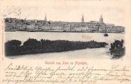 NIJMEGEN  - Gezicht Van Lent Op Nijmegen In  1900 - Nijmegen