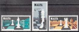 MALTA       SCOTT NO. 577-79        MNH     YEAR  1980 - Malta
