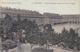 Ph-CPA Belfort (Territoire De Belfort) Caserne Bougenel Occupée Par Le 42e De Ligne - Belfort - Stadt