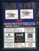 Catalogo- Bolaffi - 1989 - Catalogo Dei Francobolli Italiani - Ancora Con Il Cellophan, .  Vedi Descrizione - Italia