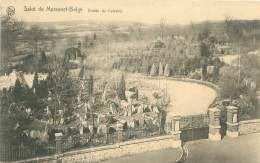 Salut De MORESNET-BELGE - Entrée Du Calvaire - Blieberg