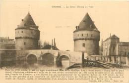 COURTRAI - Le Broel (Tours Et Pont) - Kortrijk