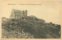 CHEVREMONT - L'Eglise Et Le Couvent (vus Du Sud) - Belgique
