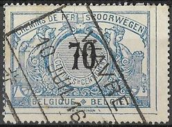 7Te-929  N° TR23: WAVRE - Chemins De Fer
