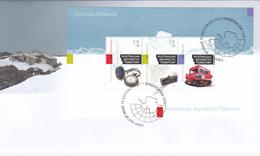 Australian Antarctic Territory 2017 Cultural Heritage Miniature Sheet MNH - Australian Antarctic Territory (AAT)