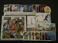 Norfolk Island 2007 Commemorative Issues - Used - Norfolk Island