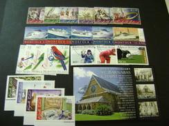 Norfolk Island 2010 Issues - Used - Norfolk Island