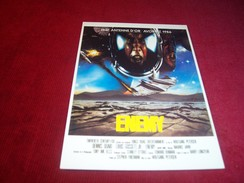 CARTES POSTALE DU FILM ENEMY   / ANTENNE D'OR AVORIAZ 1986 - Cinema Advertisement