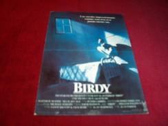 CARTES POSTALE DU FILM BIRDY - Cinema Advertisement