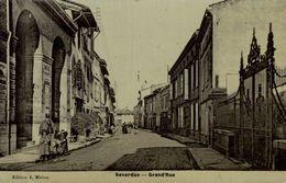 Saverdun - Grand'Rue - Edition J. Mistou - Voir 2 Scans - France