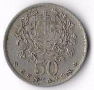 Portugal 1962 50 Centavos [C692/2D] - Portugal