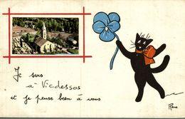 VICDESSOS   RENE - France