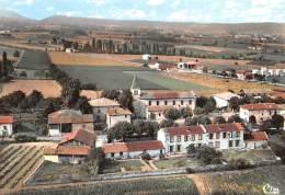 SAINT MAURICE D'HOSTUN  VUE GENERALE AERIENNE - Otros Municipios
