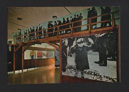 JUDAICA 1970 Years Postcard JERUSALEM MUSEUM WWII WARSAW GHETTO POLAND - Religions & Beliefs