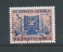 South West Africa 1964 Legislative Assembly Hall Single VFU CTO - Zuidwest-Afrika (1923-1990)