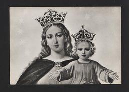 ART POSTCARD 1950years ITALY TORINO  OUR LADY Basilica Di Maria Ausiliatrice Z1 - Religions & Beliefs