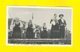 POSTCARD PORTUGAL VIANA DO CASTELO MORDOMAS E NOIVOS MINHO 1950years - Postcards