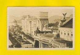 Postcard & Stamp BRASIL BRAZIL RIO DE JANEIRO - Postcards