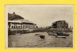 PHOTO POSTCARD YEMEN ADEN View & Boats 1910years - Postcards