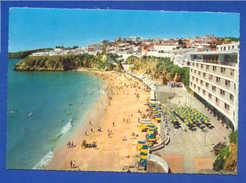 POSTCARD PORTUGAL ALGARVE ALBUFEIRA BEACH VIEW 1960s - Postcards