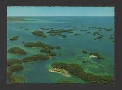 POSTCARD 1960s PHILIPPINES HUNDRED ISLANDS PANGASINAN COAST OF LUCAP - Postcards