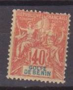 BENIN            N°  YVERT  :   29     NEUF AVEC  CHARNIERES      ( 1562  ) - Bénin (1892-1894)