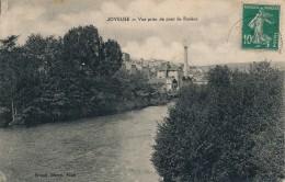 G113 - JOYEUSE - Ardèche - Vue Prise Du Pont De Rosière - Joyeuse