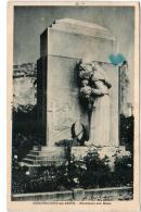 3XS 512 CPA - GUIGNICOURT SUR AISNE - MONUMENT AUX MORTS - Autres Communes