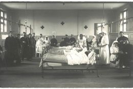 CPA N°12683 - CARTE PHOTO HOPITAL MILITAIRE - Andere