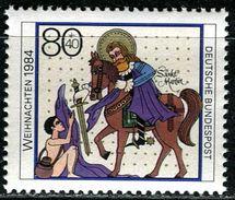 BRD - Michel 1233 - ** Postfrisch (A) - 80+40Pf  Weihnachten 84 - BRD