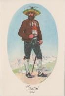 AK - Alexander Blaschke Karte -  Ötztal - Tirol - Tracht - 1930 - Trachten