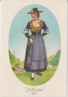 AK - Alexander Blaschkae Karte -  Zillertal - Tirol - Tracht - 1930 - Trachten