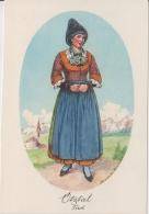 AK - Alexander Blaschkae Karte -  Ötztal - Tirol -Frauen Tracht - 1930 - Trachten