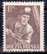 Pologne 1952 N° Y&T :   688 * - 1944-.... Repubblica