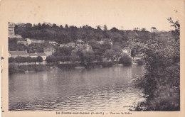 La Frette Sur Seine (95) - Vue Sur La Seine - La Frette-sur-Seine