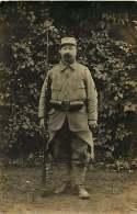011117 - MILITARIA - CARTE PHOTO MILITAIRE - 91 SAVIGNY - 57 Au Col  C MUTIN - Guerre 1914-18