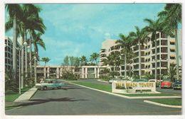 PALM BEACH - Entrance To Elegant Palm Beach Towers - Palm Beach