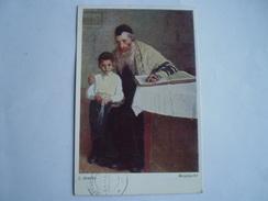 Judaica - By. L.Krestin // Morgengebet // Used In NL 1911 - Jodendom